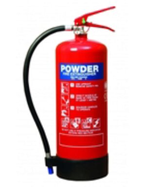 Firechief Power Plus Fire Extinguisher