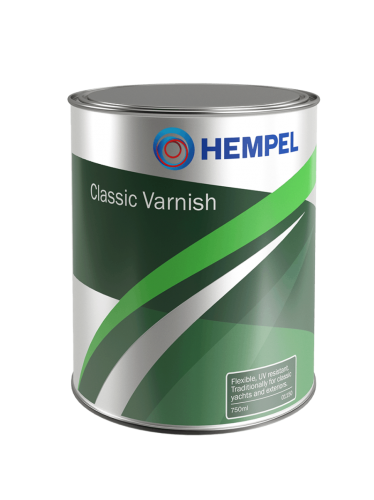 Classic Varnish - 750ML