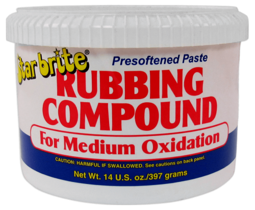 Paste Rubbing Compound Medium Oxidation 396g