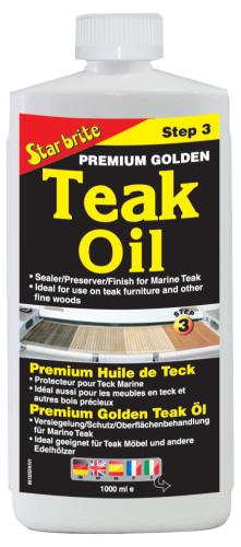 Star brite Premium Teak Oil 500ml