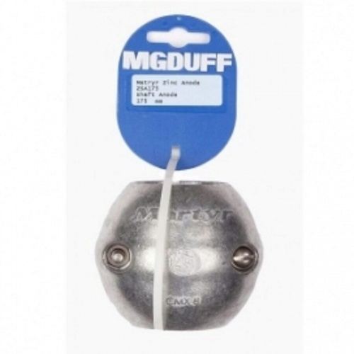 Zinc Ball Shaft Anode To Suit Dia 1 3/4