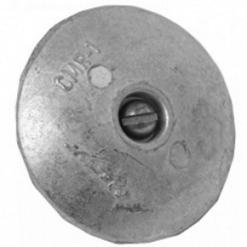 DISC (PAIR) WITH BOLT 50MM DIA