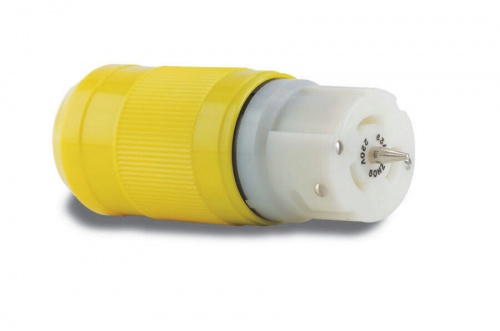 Marinco Connector 63A 230V 3W Locking Export
