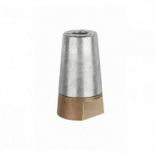 Prop Nut & Zinc Anode Set Radice Type 40MM Prop Nut & Anode Set