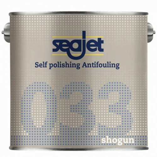 SEAJET 033 SHOGUN ANTIFOUL NAVY BLUE 2.5L