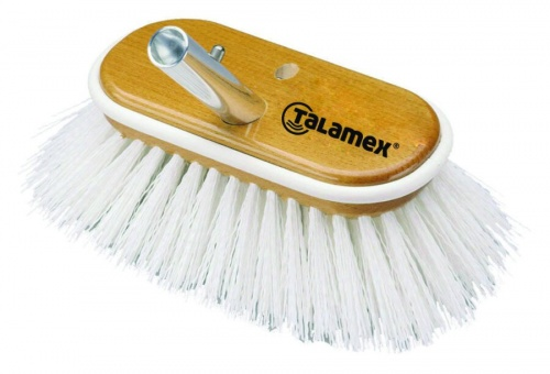 Brush Deluxe 8'' White