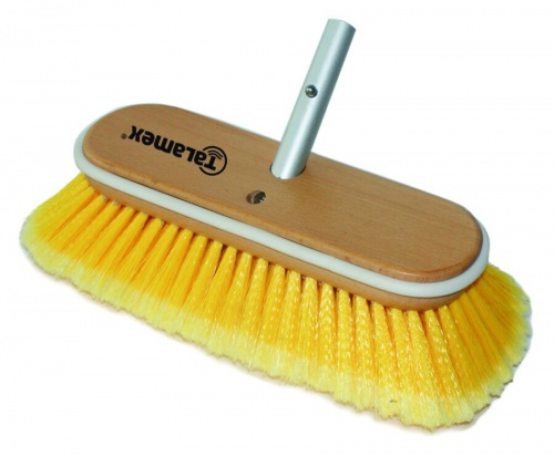 Talamex Brush Deluxe 10'' Yellow