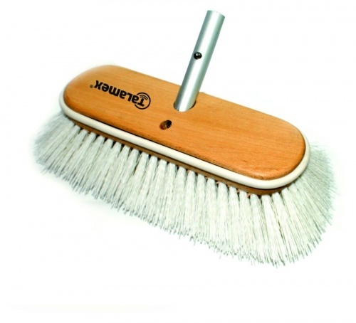 Talamex Brush Deluxe 10'' White