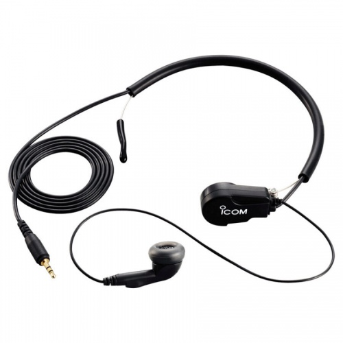 Icom Hs-97 Vhf Headset With Throat Mic - Use With Opc-1392 For M71 / Gm1600 / M90