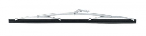 Wiper Blade, Deluxe Stainless Steel, 16''