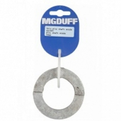 Zinc Shaft Collar Anode To Suit Shaft Dia 50MM X 18MM Thick