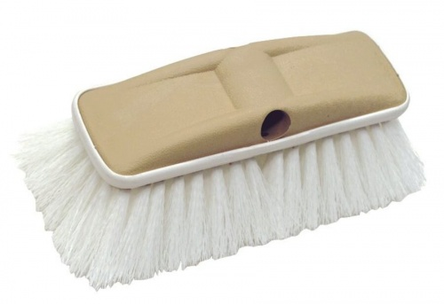 Deluxe Brush (Coarse) (White)