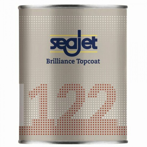 SEAJET BRILLIANCE GLOSS MID BLUE 750ml
