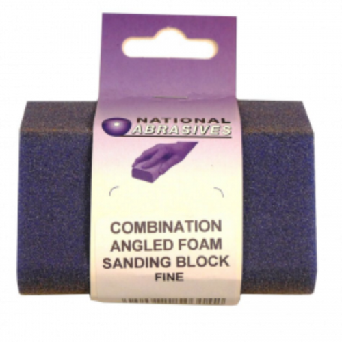 Foam Sanding Block Combination Fine
