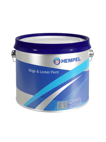 Bilge & Locker Paint - Mid Grey - 2.5L