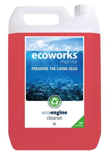 ECOWORKS Marine Engine Cleaner - 5L