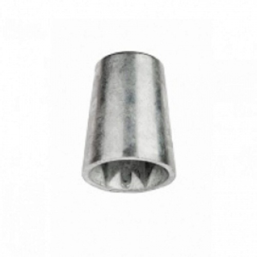 Zinc Prop Nut Anode Radice Type 60MM