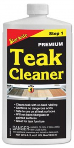 Star brite Teak Cleaner 1ltr