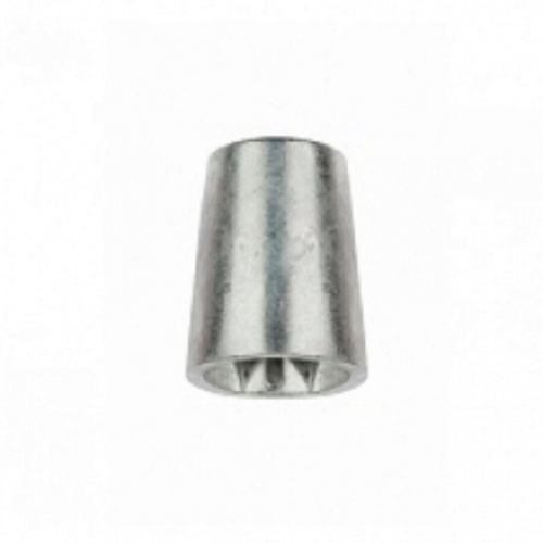 Zinc Prop Nut Anode Radice Type 45MM Replacement