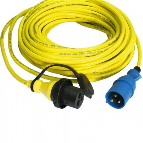 Victron Energy Shore Power Cord - 25m 16a/250vac