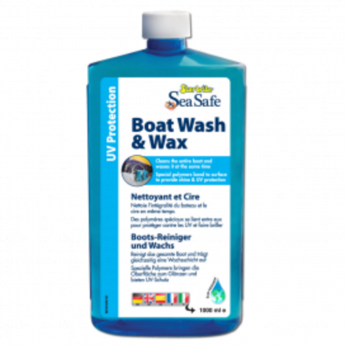 Sea Safe Wash/Wax 1L