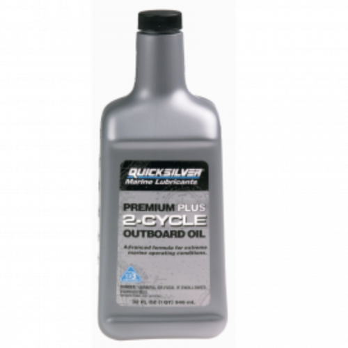 Quicksilver Premium Plus TCW/3 2-Stroke Oil 1 ltr