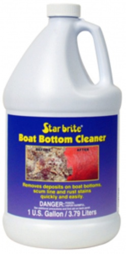 Star brite Boat Bottom Cleaner-Barnacle & Zebra Mussel Remover Gal. 3.8ltr