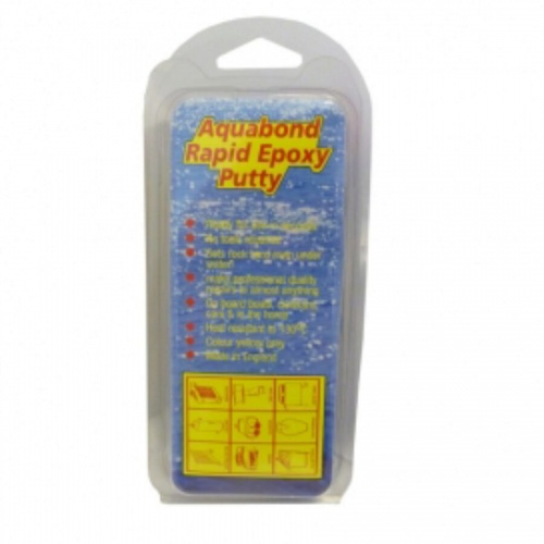 Grey Aquabond Rapid Epoxy Putty 2 X 2oz Sticks