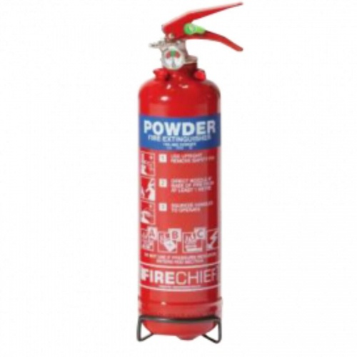1kg ABC Dry Powder Extinguisher 8A 55B