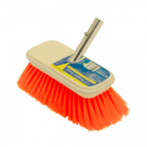 7.5'' Medium Orange Brush