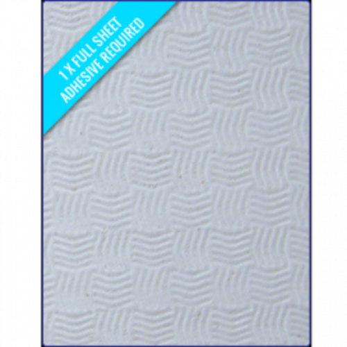 WHITE SAND - Original Sheets Smooth Pattern 1200x900x3/2mm