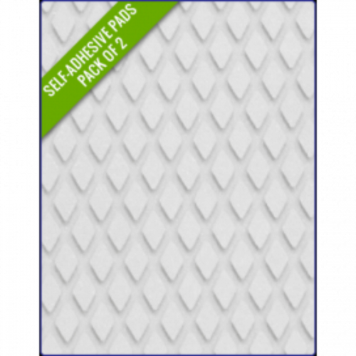 WHITE SAND - Original Step Pads DiamondPattern 550x135x3/2mm