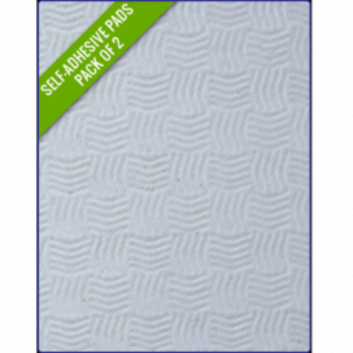 WHITE SAND - Original Step Pads Smooth PPattern 550x135x3/2mm