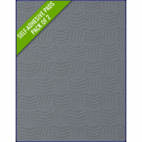 GREY - Original Step Pads Smooth Pattern412x203x3/2mm