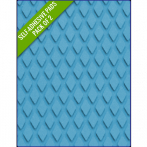 LIGHT BLUE - Original Step Pads DiamondPattern 550x135x3/2mm