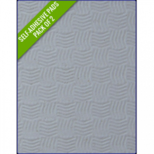 LIGHT GREY - Original Step Pads Smooth PPattern 550x135x3/2mm