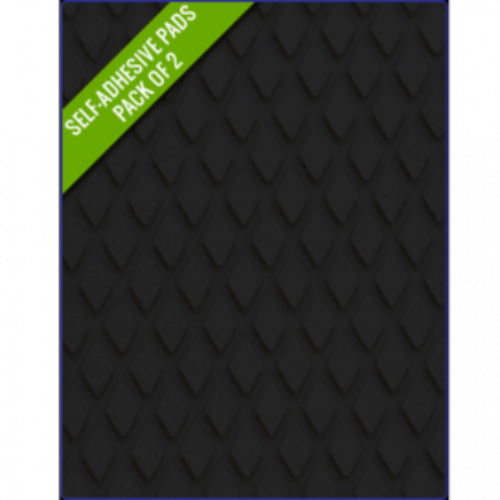 BLACK - Original Step Pads DiamondPattern 412x203x3/2mm