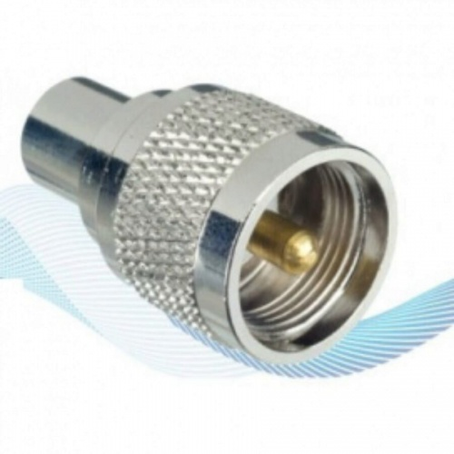 Adaptor Fme Male To Pl259 Male