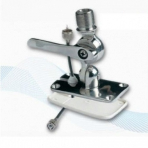 4 Way Stainless Steel Ratchet Mount