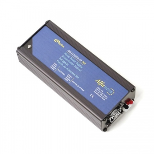 Alfatronix Ad24168 Converter Ac To Dc - 85-135 Vac & 170-265 Vac To 24vdc - 168w Continuous