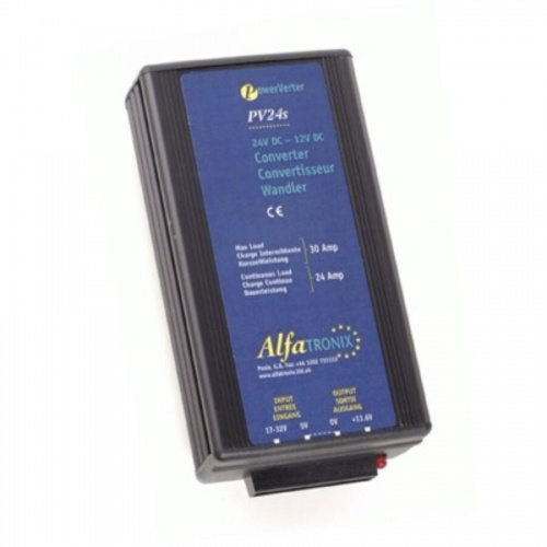 Alfatronix 24-12V 24A Converter with Isolation