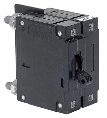 BEP Iul Magnetic Circuit Breaker 100a D/pole (CBL-100A-DP)
