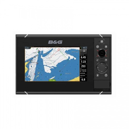 B&G ZEUS³ 7 Inch Multi-function Display With World Wide Base Map
