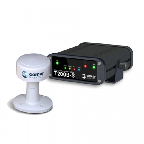 Comar T200B-S Class B AIS Trans with built-in ant splitter & AG100 GPS