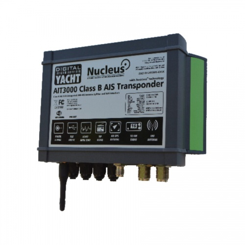 DIGITAL YACHT AIT3000 Class B AIS Transponder with Built in Splitter and WIFI