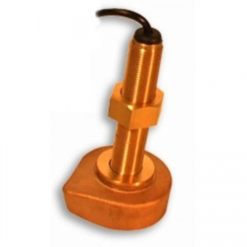 Furuno 520-5msd Bronze Through Hull Transducer