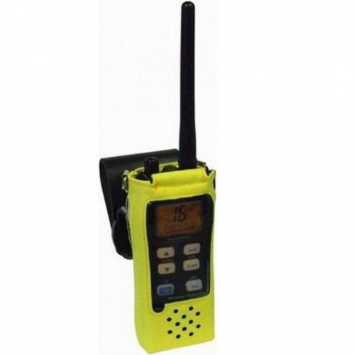 Icom M71 Yellow Case (No Strap)