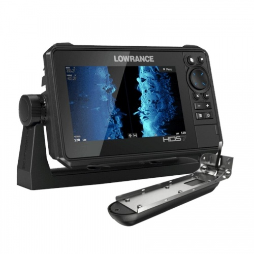 Lowrance HDS-7 LIVE with Active Imaging 3-1 Transducer