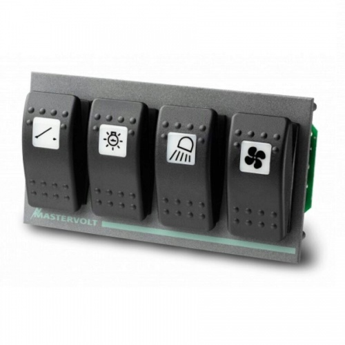 Mastervolt Switch Input (4 Series Carling Breaker)