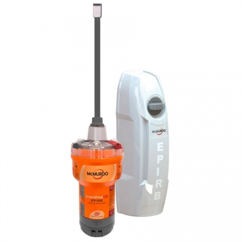 McMurdo SmartFind G8 EPIRB - Automatic Float Free